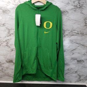 Nike Oregon Ducks Elite Sweater Sz M 125$ New
